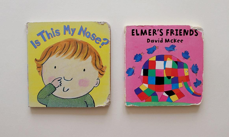 książeczki dla maluszków