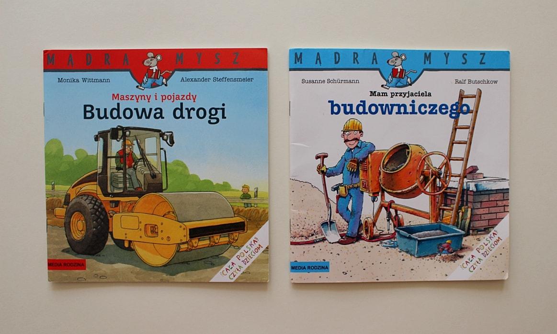książeczki dla maluchów